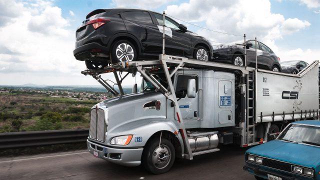 Industria automotriz exportacion autos