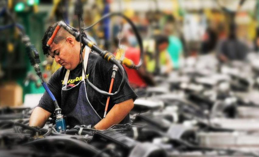 Pocas ventas causan cierre de un turno en planta de GM en San Luis Potosí