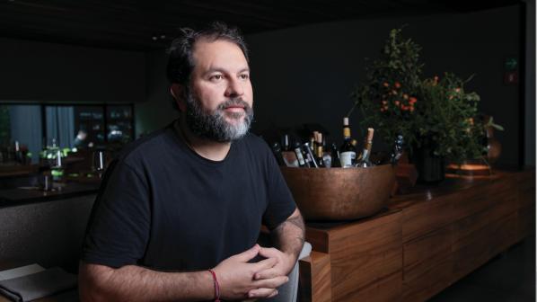 Enrique Olvera, el chef que captura el espíritu osado de México