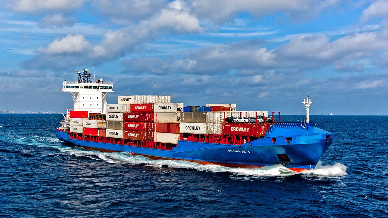 Crowley: rapidez, seguridad y eficiencia en la cadena de suministro