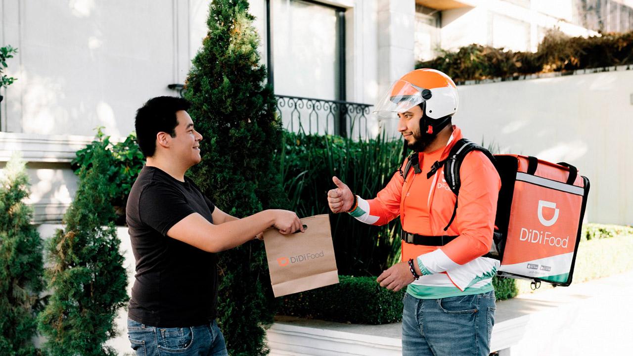 Más competencia para Uber Eats: llega Didi Food a CDMX