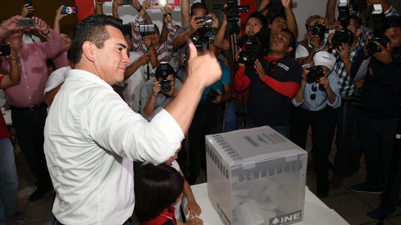 Moreno presume triunfo en interna del PRI; encuesta de Mitofsky le da 80.9% de votos