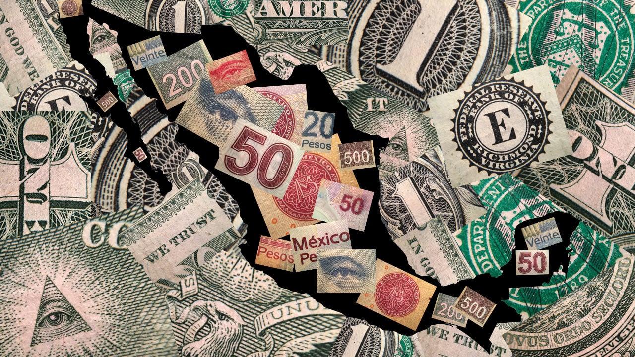 JP Morgan y Barclays prevén caída del PIB en México