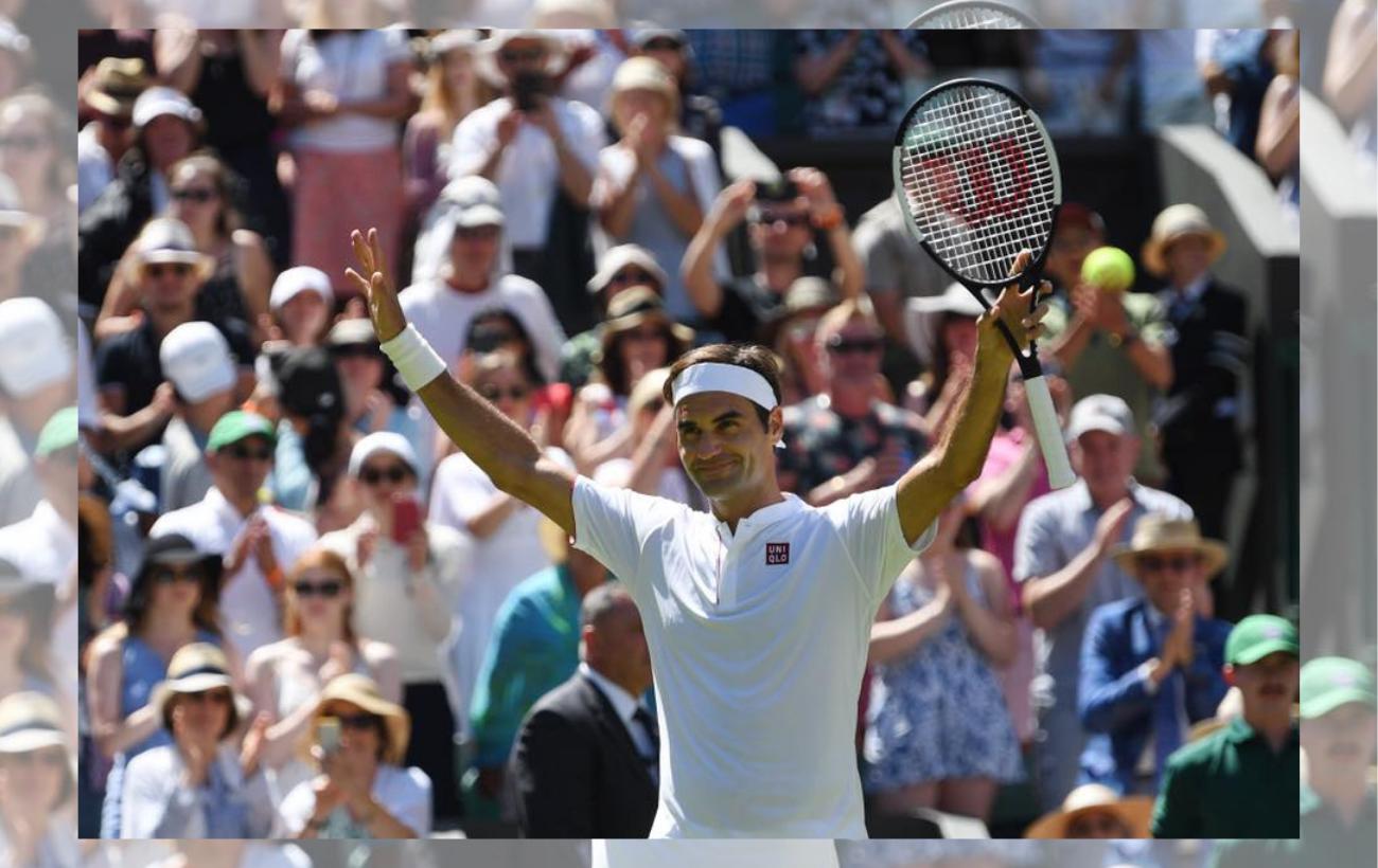 Los tenistas mejor pagados 2019: Federer anota un récord de 93 mdd
