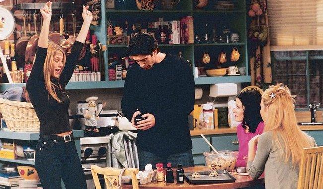 Los mejores capítulos de 'Friends' serán proyectados en el cine