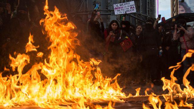 Protestas-feministas