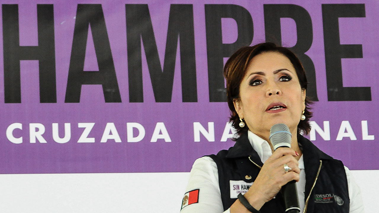 UIF prepara nueva denuncia contra Rosario Robles por anomalías con 800 mdp