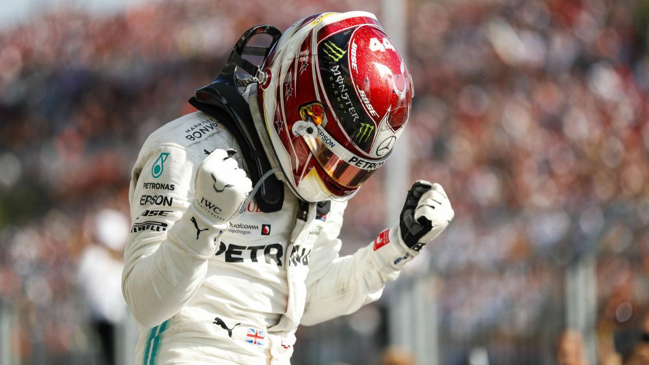 Hamilton se dice listo para volver a las pistas tras cuarentena