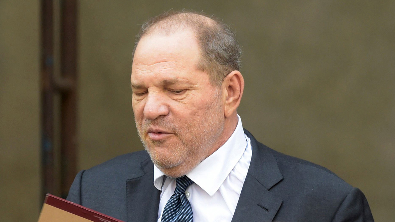 Retrasan hasta 2020 juicio de Harvey Weinstein