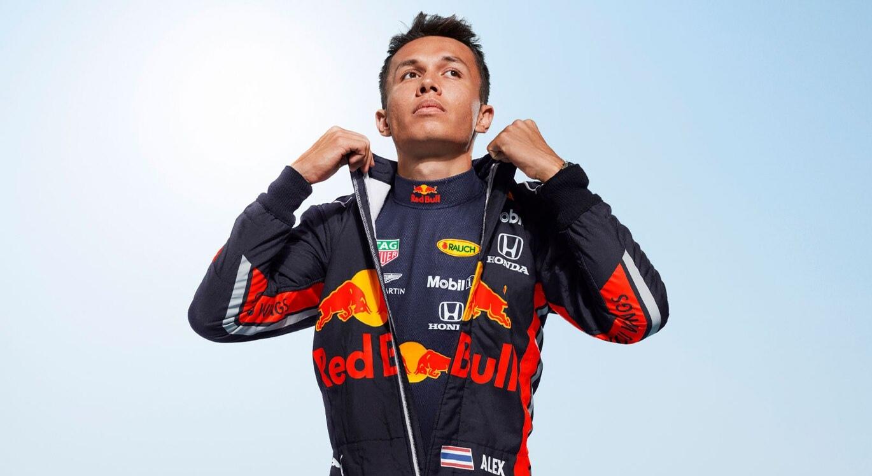 Alex Albon Formula 1