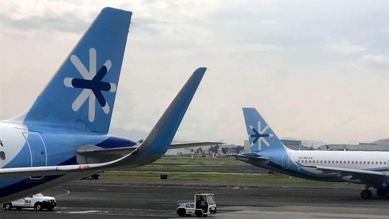 Aerolíneas ofrecen soluciones a los afectados por bloqueos en el AICM