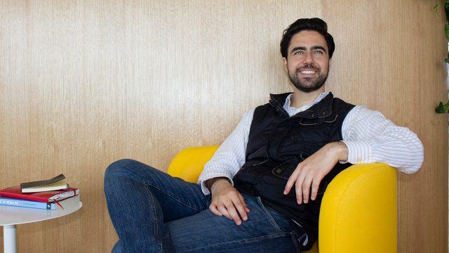 Adalberto Flores, CEO de Kueski.