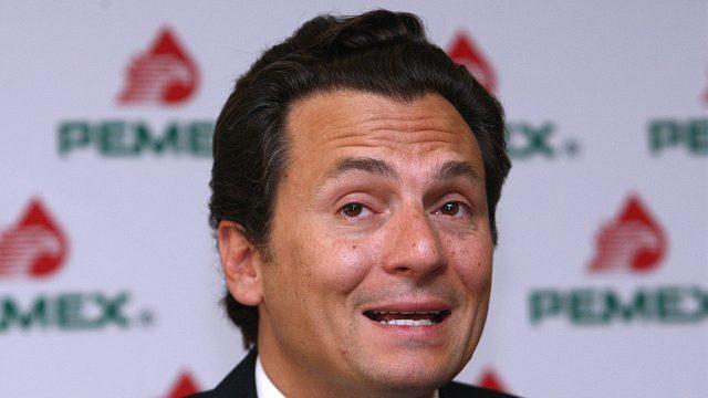 Emilio Lozoya extradición