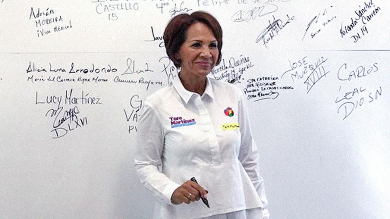 Suspenden parcialmente pensión de suegra de 'El Bronco'
