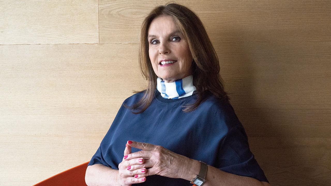 En el mundo profesional, las aguas turbias preparan a mujeres lideres: Marinela Servitje