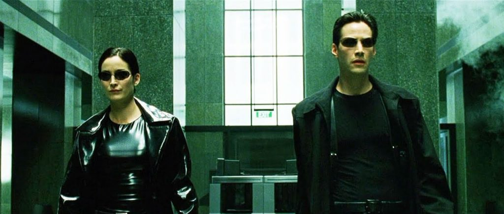 Matrix Keanu Reeves