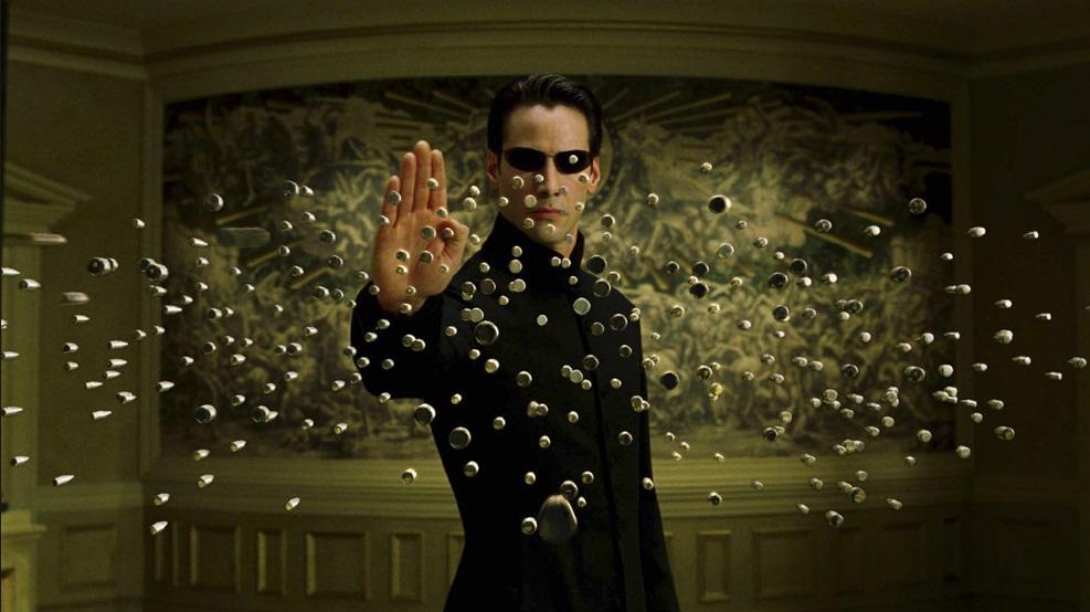 Matrix Keanu Reeves Netflix estrenos