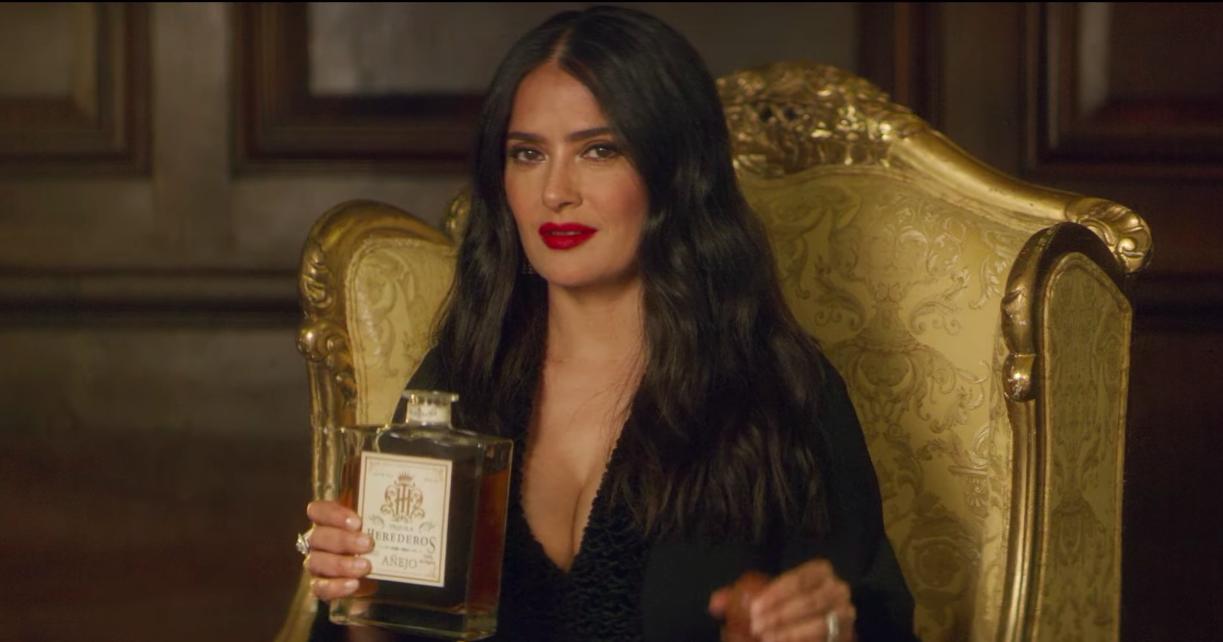 Salma Hayek revela la fecha de estreno de 'Monarca', su serie para Netflix