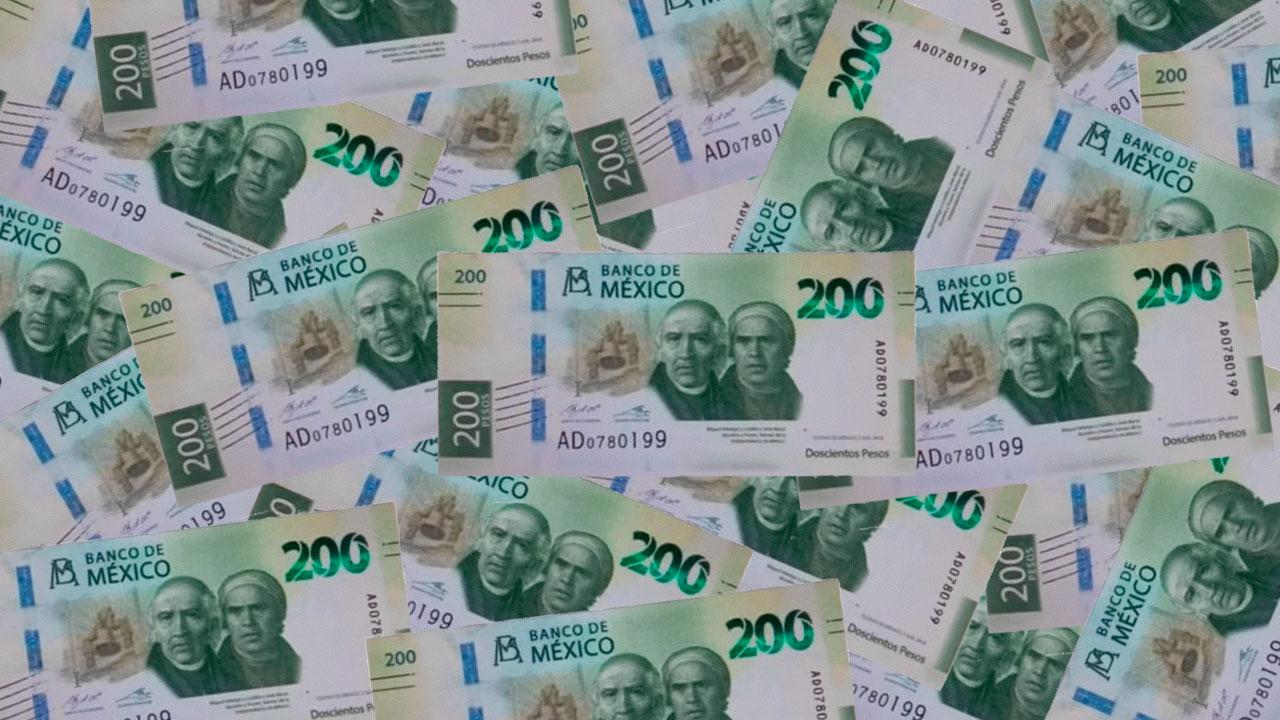 Es oficial: el lunes tendremos nuevo billete de 200 pesos