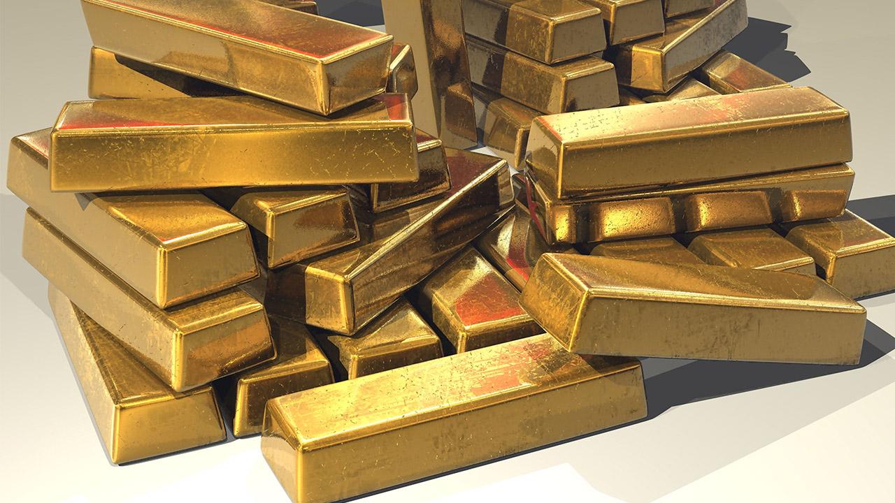 El oro tiene su mayor caída en nueve años