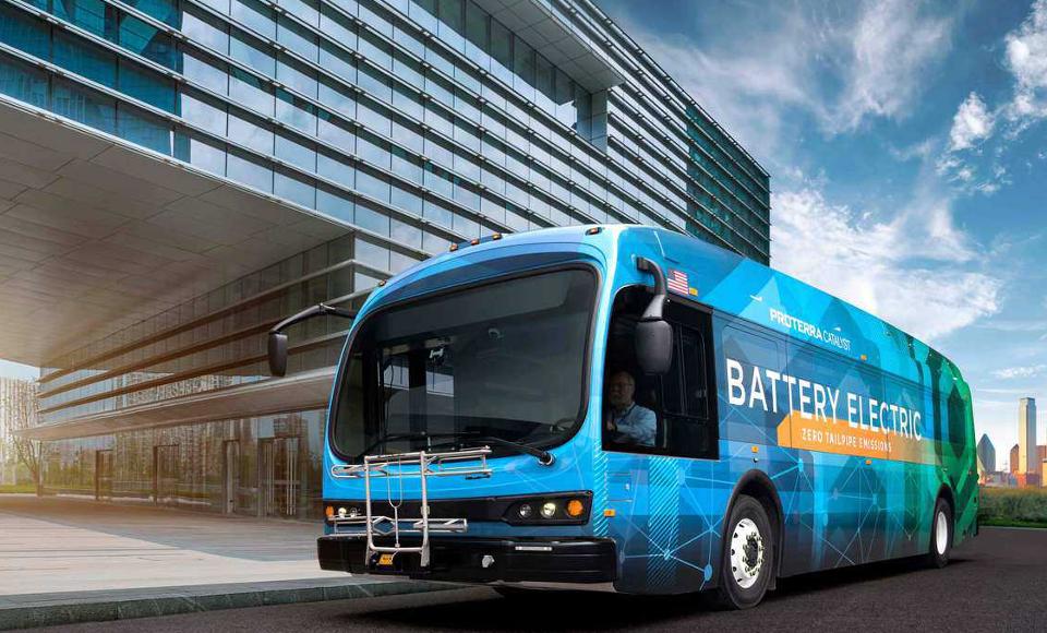 Proterra, la empresa de autobuses eléctricos de 1,000 mdd