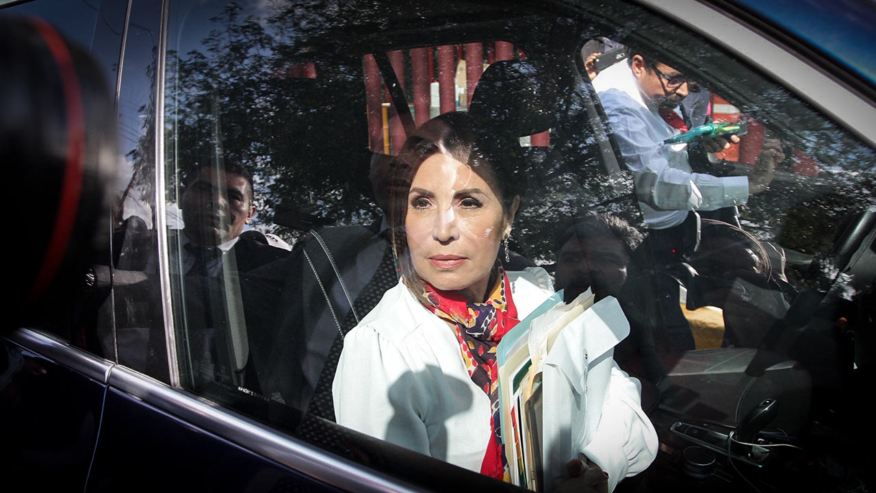 Abogados de Rosario Robles presentan queja contra juez ante CIDH