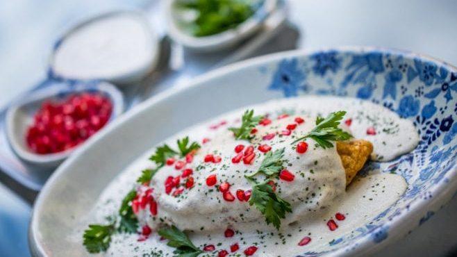 ¿Dónde comer los mejores chiles en Nogada en Puebla?