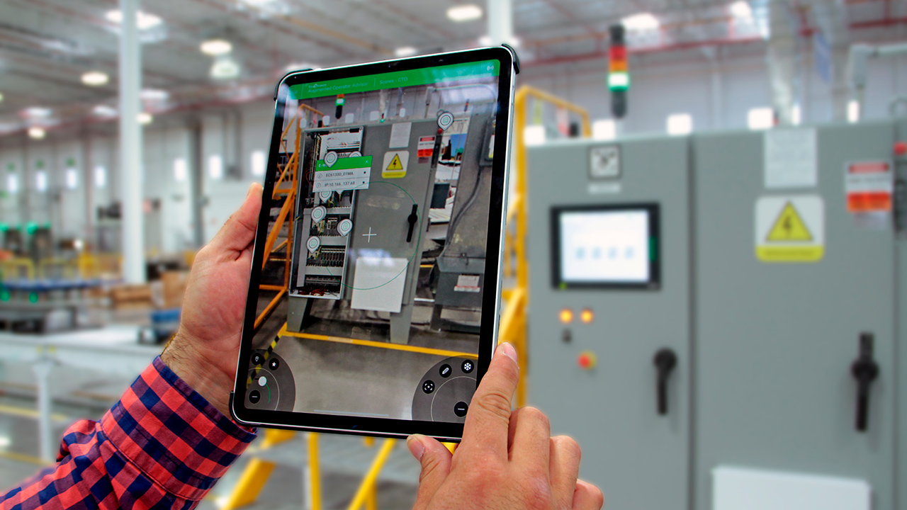 Schneider Electric, un nuevo umbral digital para la industria 4.0