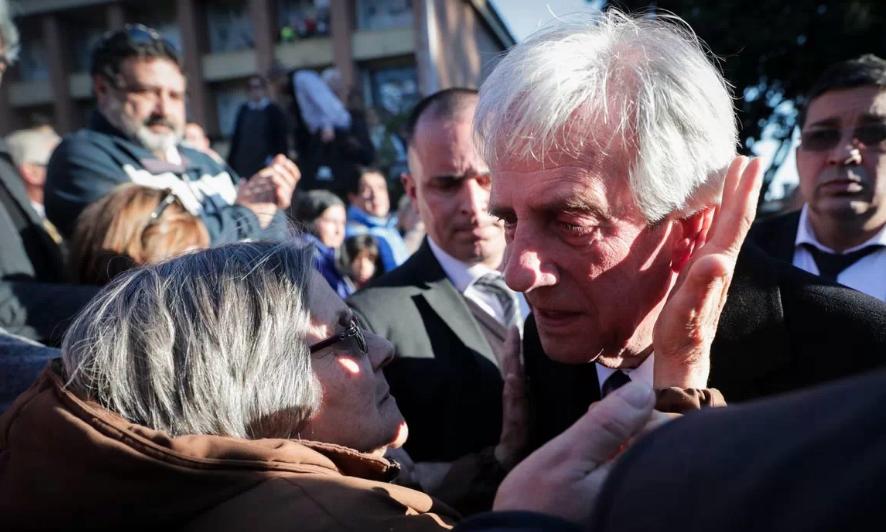 Pesar en Uruguay, confirman que Tabaré Vázquez tiene un tumor maligno de pulmón