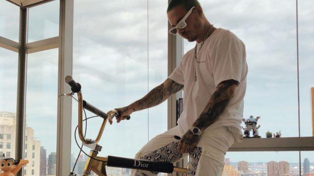Bicicleta Dior J Balvin Cuánto cuesta