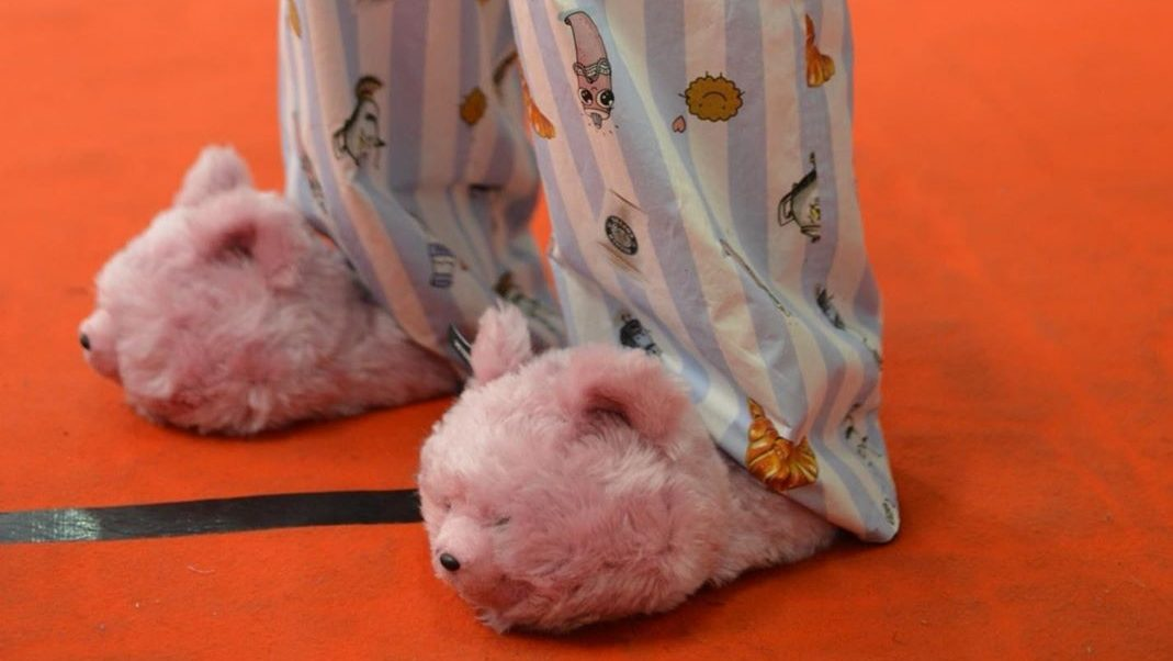 oso de peluche Vetements