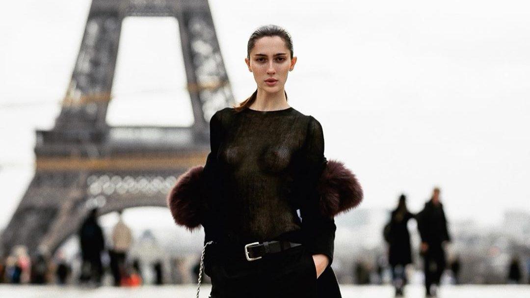 Ella es Teddy Quinlivan, la primera modelo transgénero de Chanel