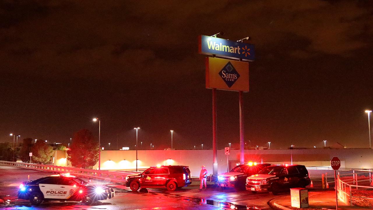 Con monumento a víctimas del tiroteo, Walmart reabrirá en El Paso