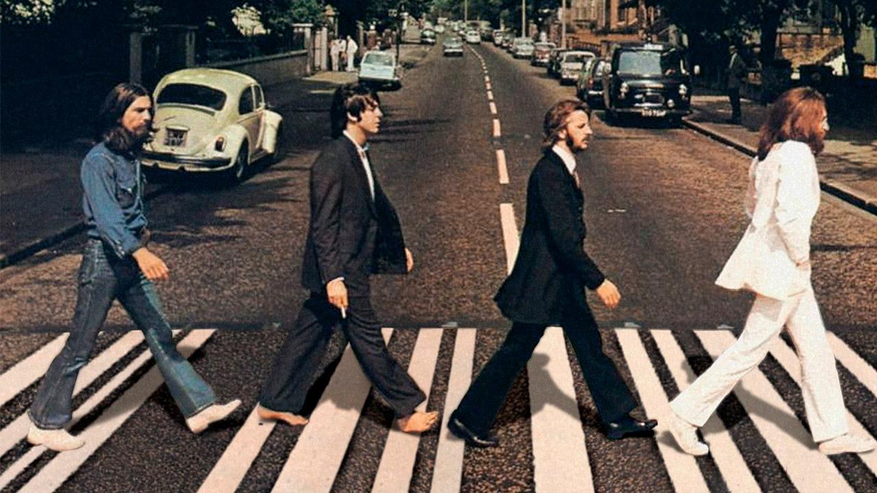 Celebran los 50 años de la foto de portada en 'Abbey Road'