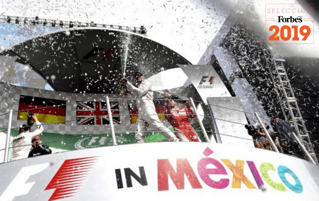 F1 se queda tres años más en México… y sin recursos públicos