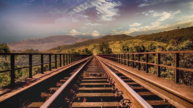 Un tren podría unir México con Centroamérica