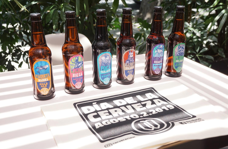 Día Internacional de la cerveza cocteles