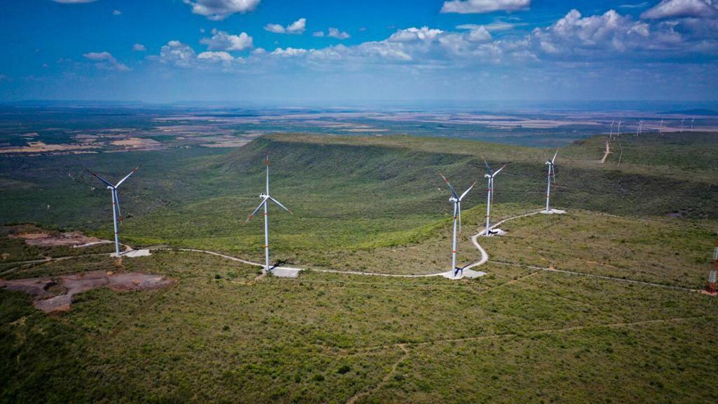 Engie apuesta por el viento de México: abre su primera planta eólica