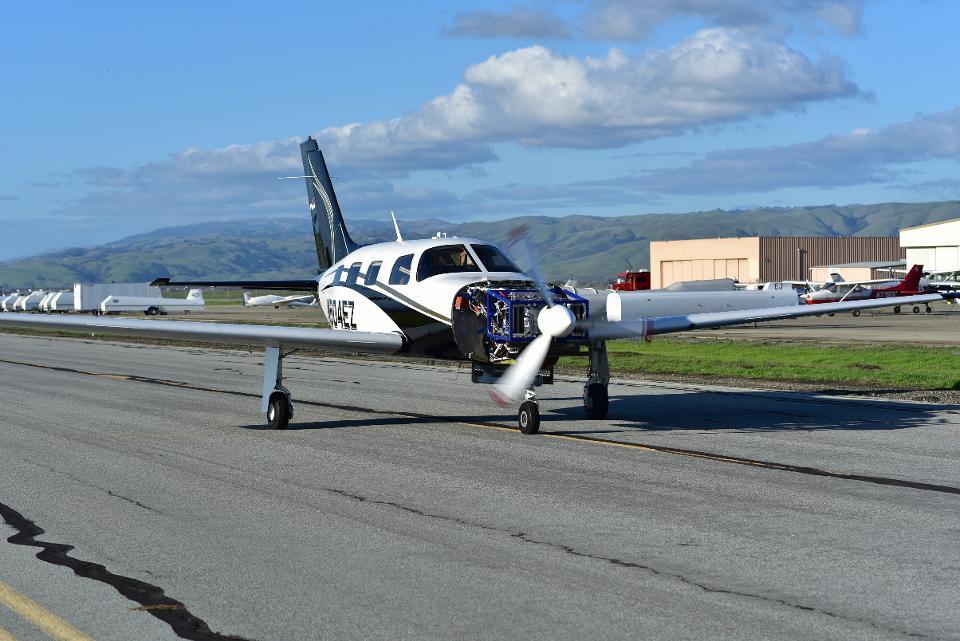 Startups apuestan por combustible de hidrógeno para aviones
