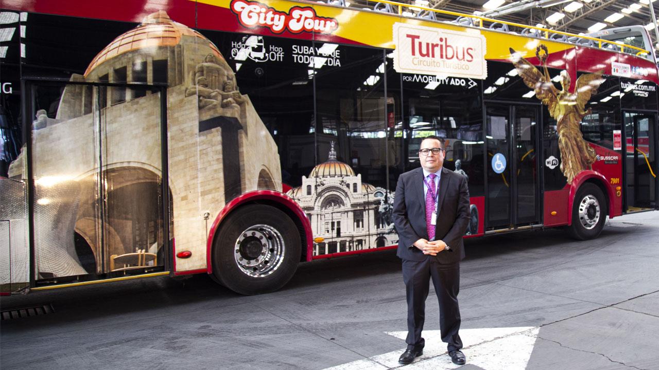 MOBILITY ADO traza nuevas soluciones en movilidad para el turismo