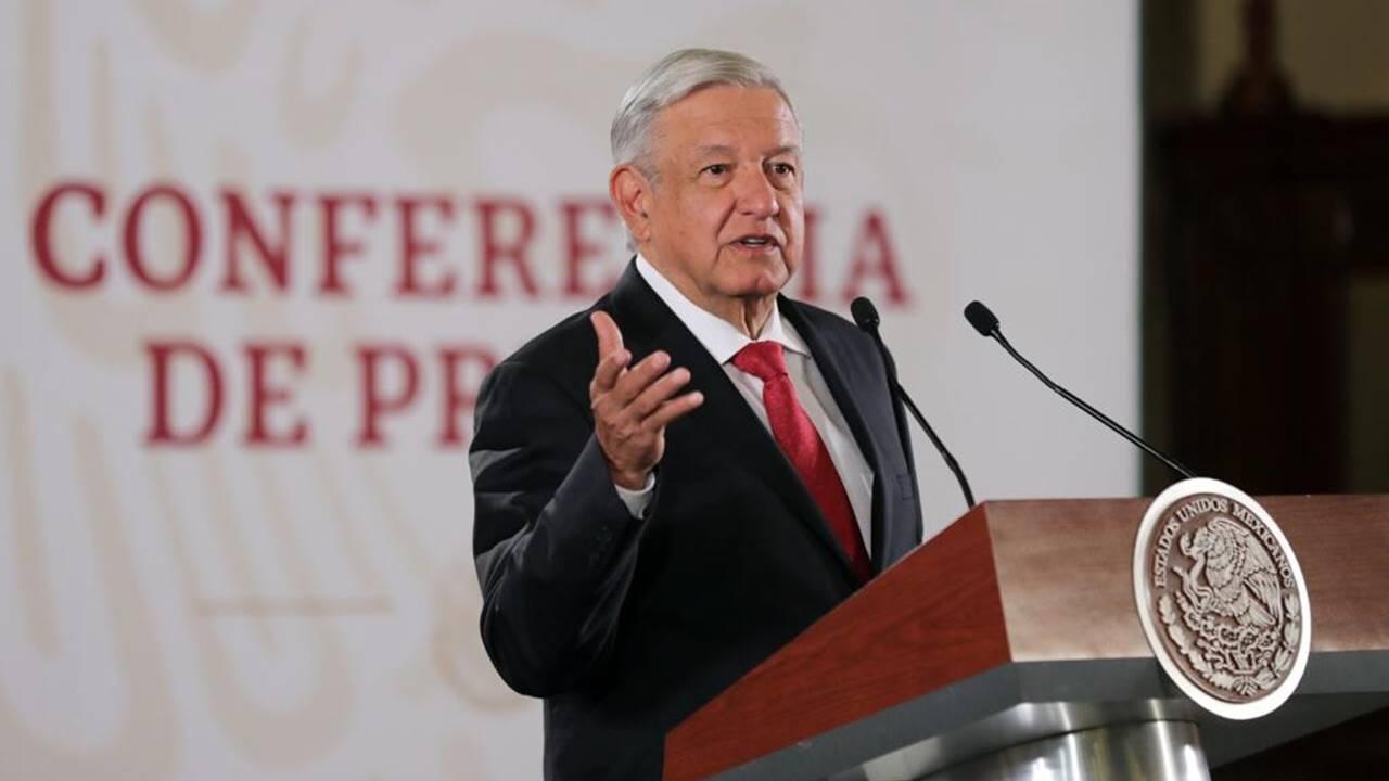 López Obrador cierra semana con aprobación al alza