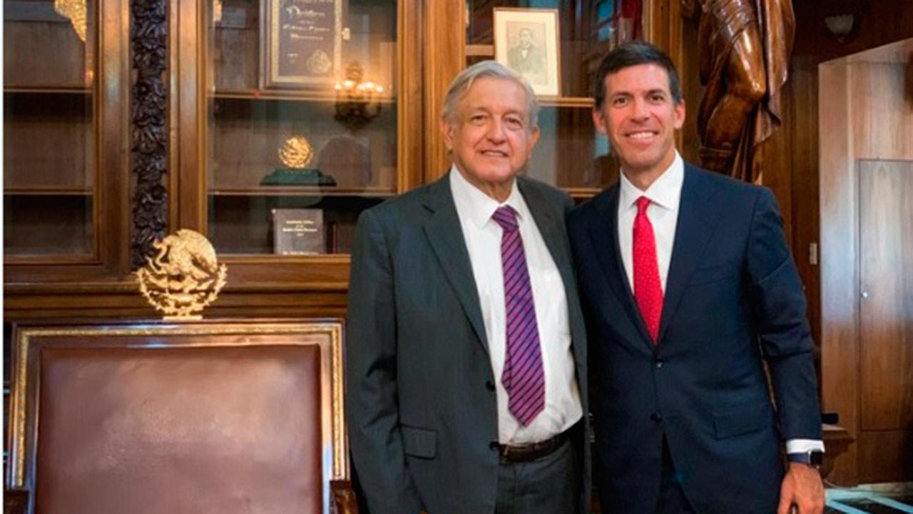 CEO de Goldman Sachs expresa su confianza en la economía de México