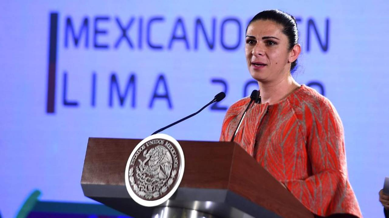 Guevara pedirá a AMLO más presupuesto tras resultados en Lima 2019