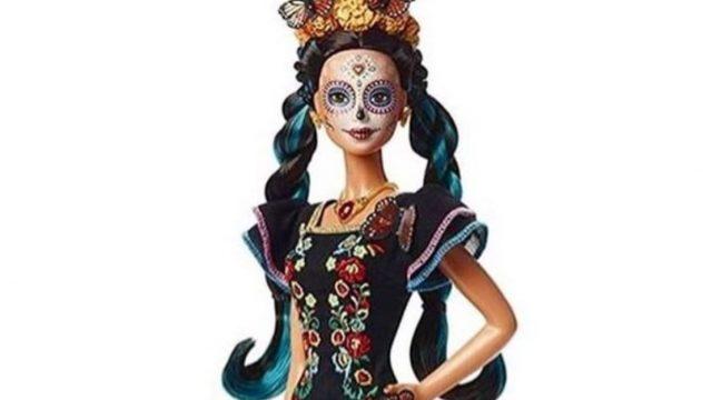 Barbie lanza edición especial de Día de Muertos