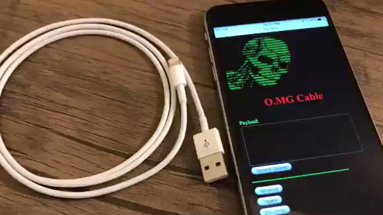 Cuidado, este cable para iPhone puede robar tu información