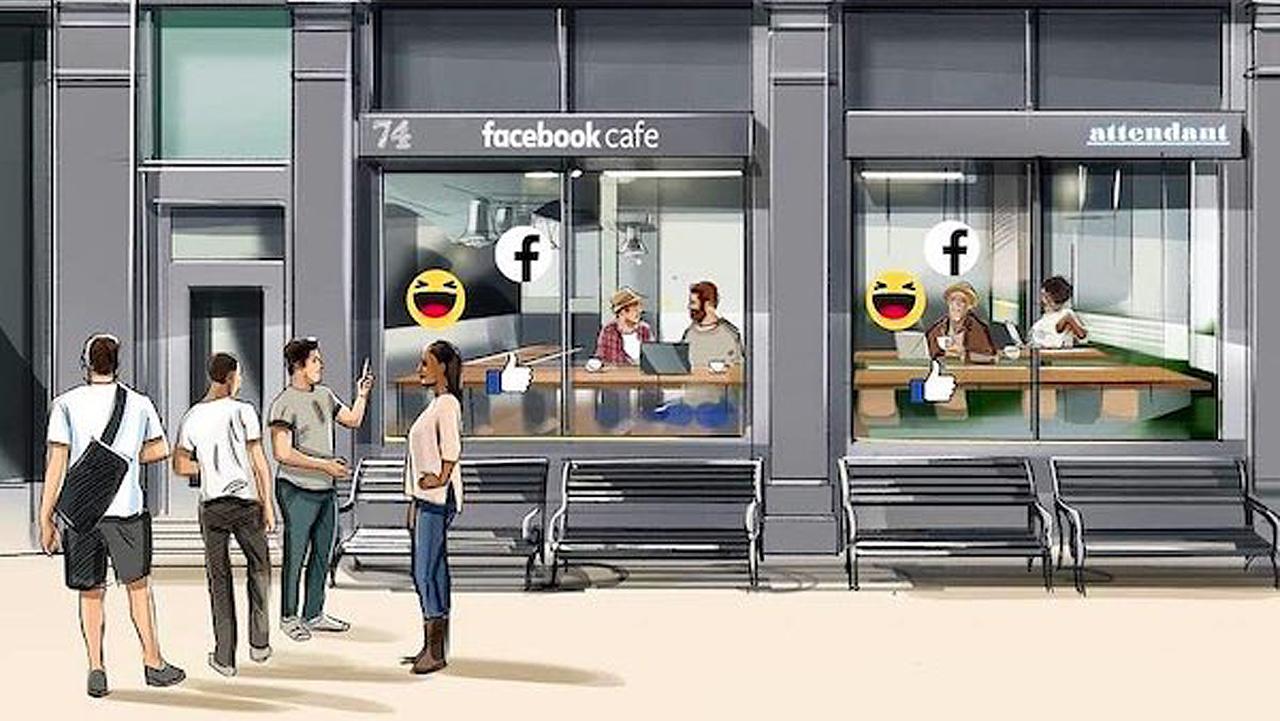 Facebook abrirá cafeterías para dar consejos de privacidad y bebidas gratis