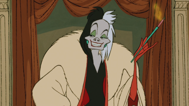 Emma Stone Cruella de Vil Disney