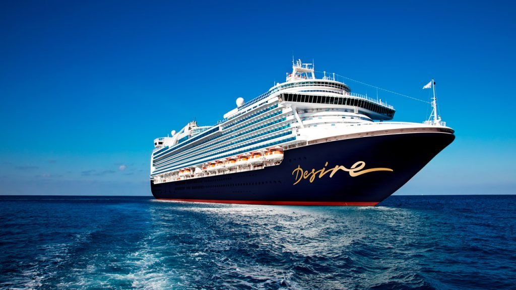 Crucero Desire. Foto: Original Group.