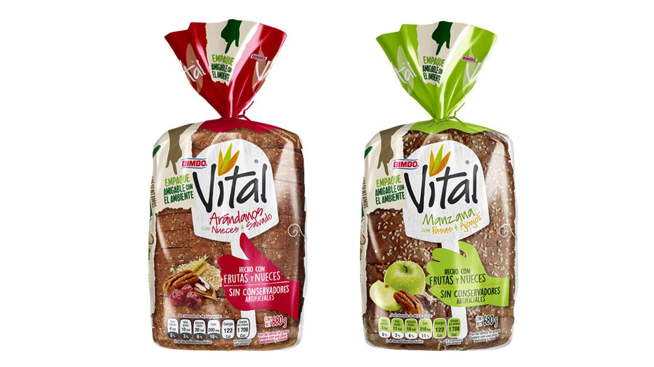 Pan Vital de Bimbo: el más amigable con el consumidor y el planeta