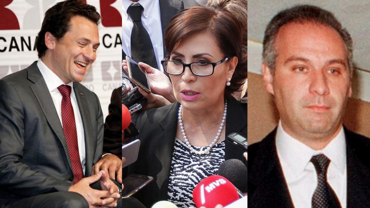 ¿Por qué Lozoya, Robles y Collado consiguieron amparos?